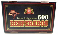 Гильзы сигаретные Десперадос (500шт) хард бокс 1х1пач