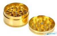 Гриндер 1520783 /измельчитель табака/ на магните Gold /5см/ 1х1шт
