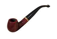 """Трубка курит. """"Mr.Brog""""  №54 Gold Cafe (охладитель)"""