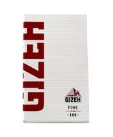 Бумага сигаретная Гизех Магнит Файн 73мм (100листов) красная 1х1пач