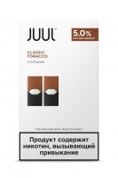 Картридж JOOLpods -2шт /вкус табак/ 5% 1х1пач