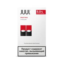 Картридж JOOLpods -2шт /вкус фруктовый микс/ 5% 1х1пач