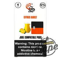 Картридж EON pods /вкус Цитрус/ 6% 1х1шт