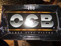 Гильзы сигаретные ОСВ Блэк (100шт)