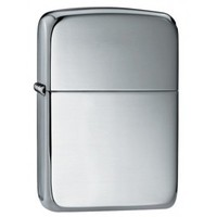 "Зажигалка ""Zippo"" 24 1941 Sterling Silver /Satinl/ USA black box 1х1шт"