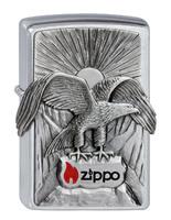 "Зажигалка ""Зиппо"" L2.000.543 /Eagle Zippo/  1х1шт"