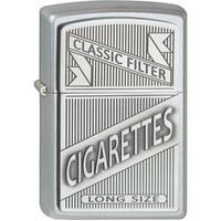 """Зажигалка """"Зиппо"""" L2.001.302 /Cigarette Trick/"""