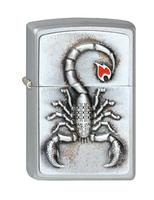 """Зажигалка """"Зиппо"""" L2.001.808 /Scorpion 3D/  1х1шт"""