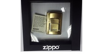 "Зажигалка ""Зиппо"" Limited Edition 2.002.654 /Zippo Golden Lighter/019/500 пласт.бокс"