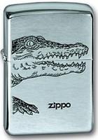 """Зажигалка """"Зиппо"""" 200 /Zippo - Alligator/ (852.554)"""