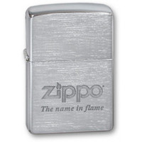"Зажигалка ""Зиппо"" 200 /Name in Flame/ (100.040) MP324162 1х1шт"