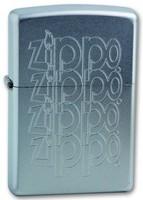 """Зажигалка """"Зиппо"""" 205 /Zippo Logo Variation 3/ (852.697)"""
