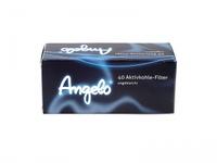 Фильтры для трубок Angelo 9mm угольные (40 шт) 64003А