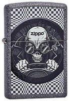 Зажигалка Zippo 211 Skull racer
