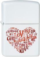 Зажигалка Zippo 214 Love Heart