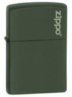 """Зажигалка """"Зиппо"""" 221 ZL /Zippo Logo/"""
