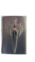 "Зажигалка ""Зиппо"" 24 091 /Dagger of Doom/"
