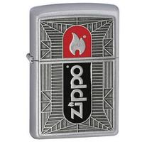 """Зажигалка """"Зиппо"""" 24 830 /Zippo Blk/ Red CHRM/"""