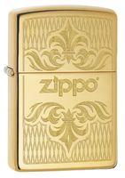 """Зажигалка """"Зиппо"""" 254 B 0157 /Regal Zippo/ 1х1шт"""
