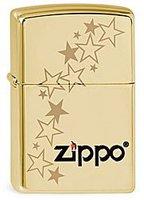 "Зажигалка ""Зиппо"" 254B /Zippo Stars/"