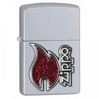 """Зажигалка """"Зиппо"""" 28 847/Zippo Red Flame/"""