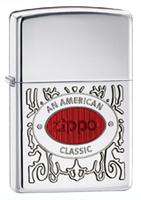"""Зажигалка """"Зиппо"""" 28 069 /Zippo American Clas/"""