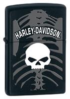 """Зажигалка """"Зиппо"""" 28 085 HD /Harley Davidson Sku/"""