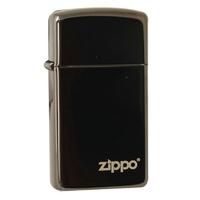 "Зажигалка ""Зиппо"" 28 123 ZL /Slim Ebony W/Zippo/"