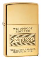 """Зажигалка """"Зиппо"""" 28 145 /Zippo Windproof/"""
