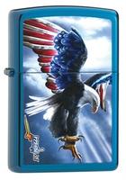 """Зажигалка """"Зиппо"""" 28 189 /Mazzi Eagle America/"""