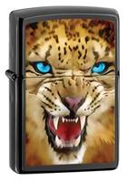 """Зажигалка """"Зиппо"""" 28 276 /BS Leopard/"""