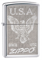 "Зажигалка ""Зиппо"" 28 357 /Zippo USA Since 1932/"