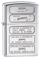 "Зажигалка ""Зиппо"" 28 381 /Stamped/"