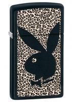 "Зажигалка ""Зиппо"" 28 430 /Slim Playboy/"