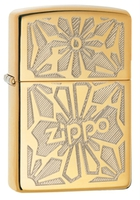 """Зажигалка """"Зиппо"""" 28 450 /Zippo Ornament/"""