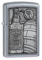 """Зажигалка """"Зиппо"""" 28 635 JD /Bottle-Barrel/ USA"""