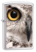 """Зажигалка """"Зиппо"""" 28 650 /Owl Face/"""