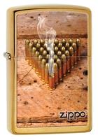 """Зажигалка """"Зиппо"""" 28 674 /Bullets/"""