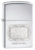 "Зажигалка ""Зиппо"" 29 521 /Zippo Bradford PA/ 1х1шт"