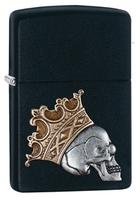 "Зажигалка ""Зиппо"" 29 100 /King Skull/"