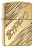 """Зажигалка """"Зиппо"""" 29 625 /Zippo Coiled/ 1х1шт"""