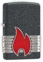 """Зажигалка """"Зиппо"""" 29 663  /Zippo Red Vintage/ 1х1шт."""