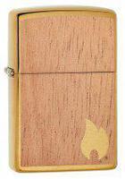"Зажигалка ""Зиппо"" 29 901  /Woodchuck Flame/ 1х1шт."