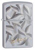 "Зажигалка ""Зиппо"" 29 908  /PF19 Zippo Leaf Design/ 1х1шт."
