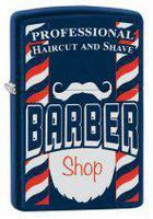 "Зажигалка ""Зиппо"" 29 919  /PF19 Barber Shop Design/ 1х1шт."