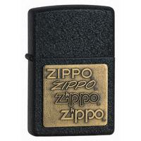 """Зажигалка """"Зиппо"""" 362 /ZippoZippoZippo Br/ 1х1шт"""