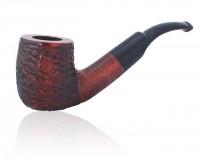 """Трубка курит. """"Mr.Brog""""  №39 Gold Classic (фильтр 9mm)"""
