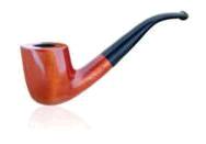 """Трубка курительная """"Mr.Brog""""  №44 Латакия (3mm)"""