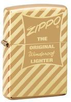 """Зажигалка """"Зиппо"""" 49 075 /Zippo Vintage Box 360/ 1х1шт"""