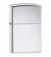 Зажигалка Zippo 250 High Polish Chrome